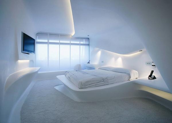 Staron Hotel bedroom